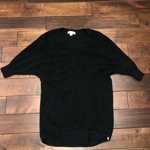 Women's size medium Michael kors black sweater